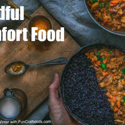 Embracing Winter – Mindful Comfort Food
