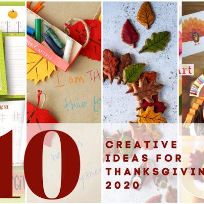 10 Creative Ideas for Thanksgiving
