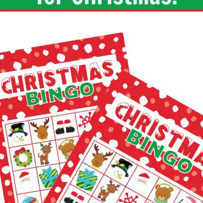 Play Christmas Bingo this Holiday Season