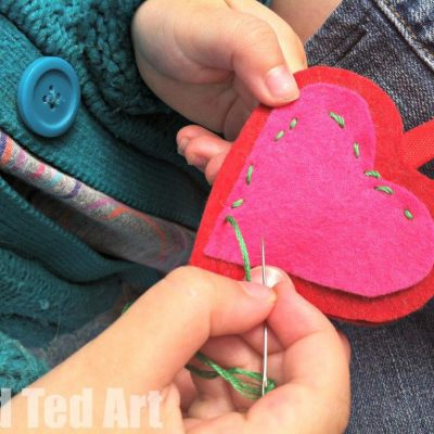 Teaching Kids to Sew: 5 Important Things to Remember